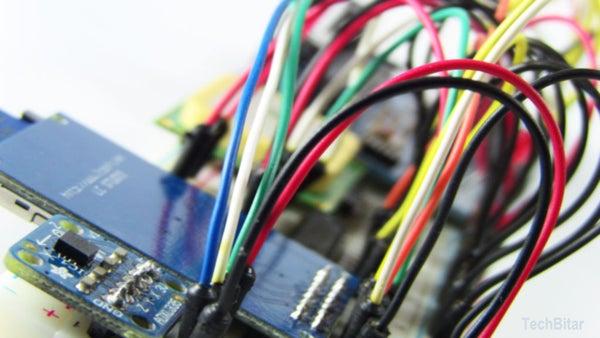Geo Data Logger: Arduino+GPS+SD+Accelerometer to Log, Time-stamp, and Geo-tag Sensor Data