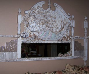 Mirror-Maid Coat Rack