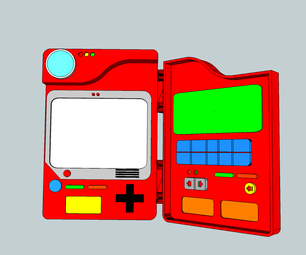 Pokedex 1:1 Scale
