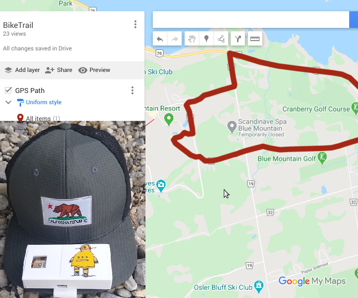 GPS Cap Data Logger
