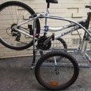 "Versatile ""carry-a-bike"" cargo bike trailer"