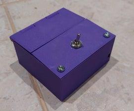 Useless Box Fidget Toy