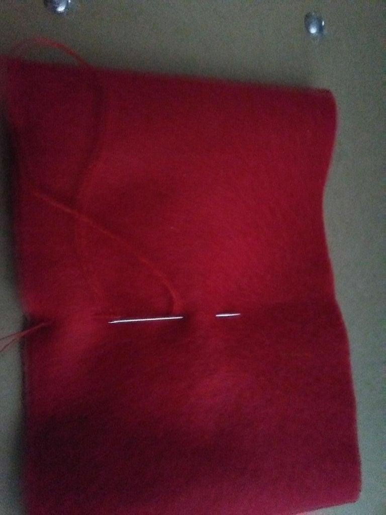 Step 3: Fabric Bow