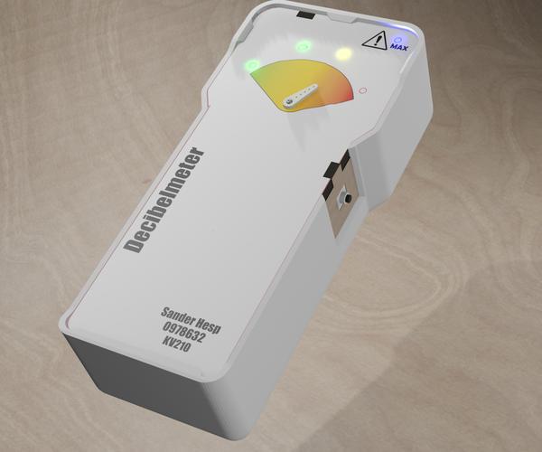 Arduino Decibelmeter