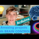 3 Amazing BRAIN / MIND Control Projects Lights LedStrip LED With Arduino and Neurosky
