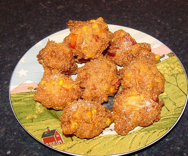 Bacon and Corn Nuggets (plus Variations)