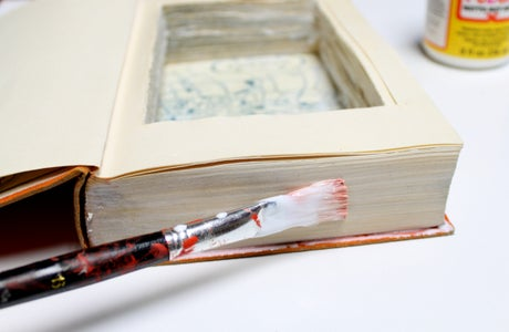 Gluing the Pages