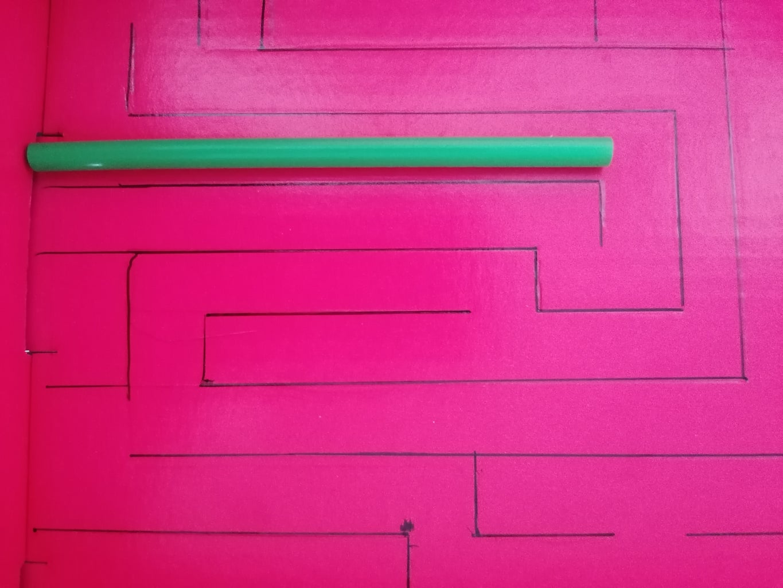 Glue the Straws