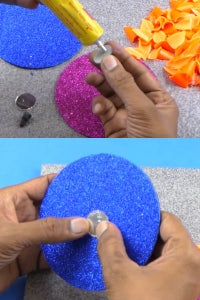 Let's Stick Craft Mirror & Bead Lace!