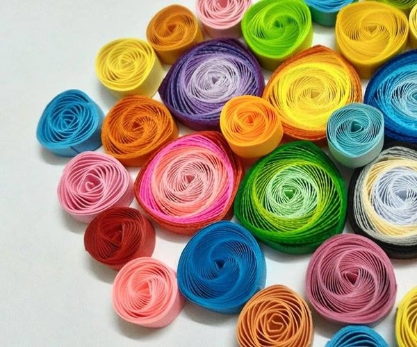How to Make Quilling Vortex Coils