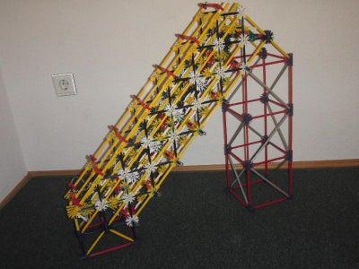 Double Jigsaw Lift