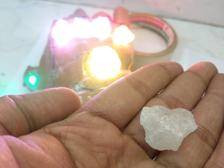Adding Detail (Crystals)