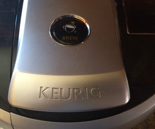 Cure for a Keurig Vue That Won't Pump Water.