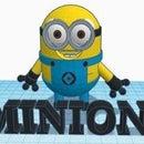 Minions(TinkerCAD).