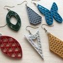 3D打印填充珠宝