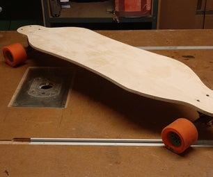 DIY Longboard甲板