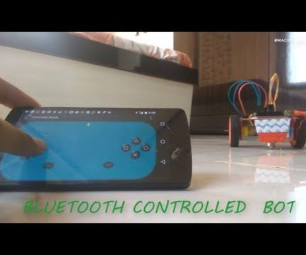 SIMPLE CARBOT || ARDUINO || BLUETOOTH CONTROL || TUTORIAL