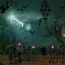 The Midnight Meet (using pixlr)
