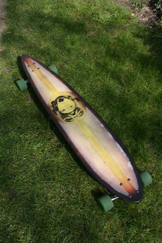 My longboards