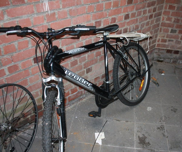 Bike Bagage Swing