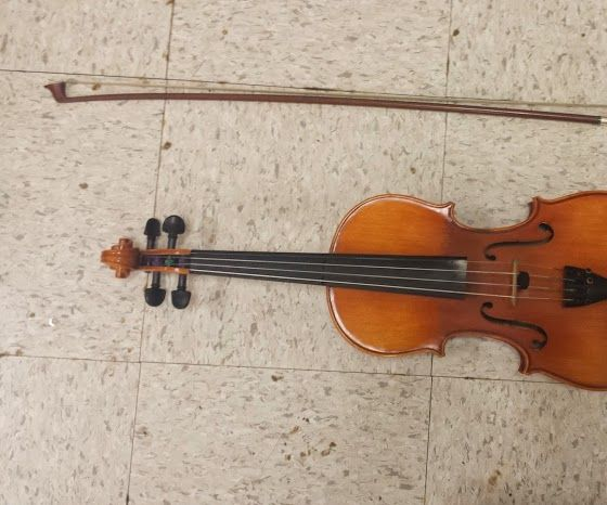 How to Play the C Major Scale on a 4/4 Violin