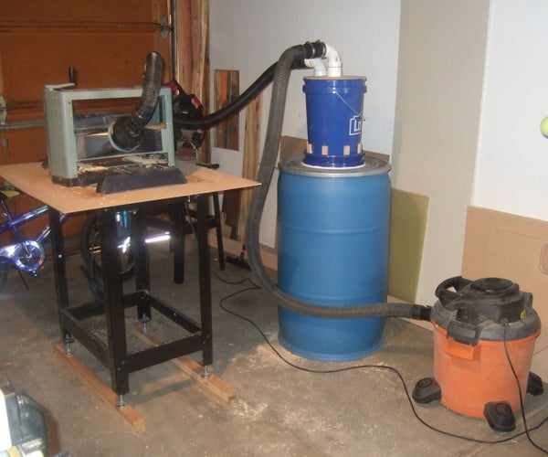 Big/Tiny Variable Dust Separator