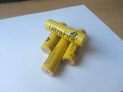 Making the 4-cell Battery
