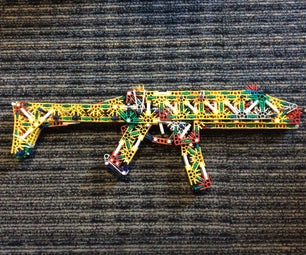 Knex Scorpion Evo III