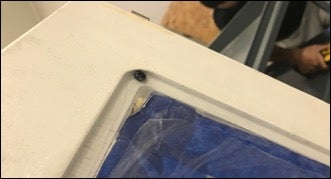 Construct Pass-through Box