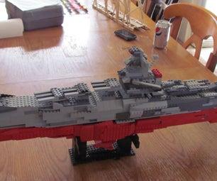 Lego Starblazers Space Battleship Yamato