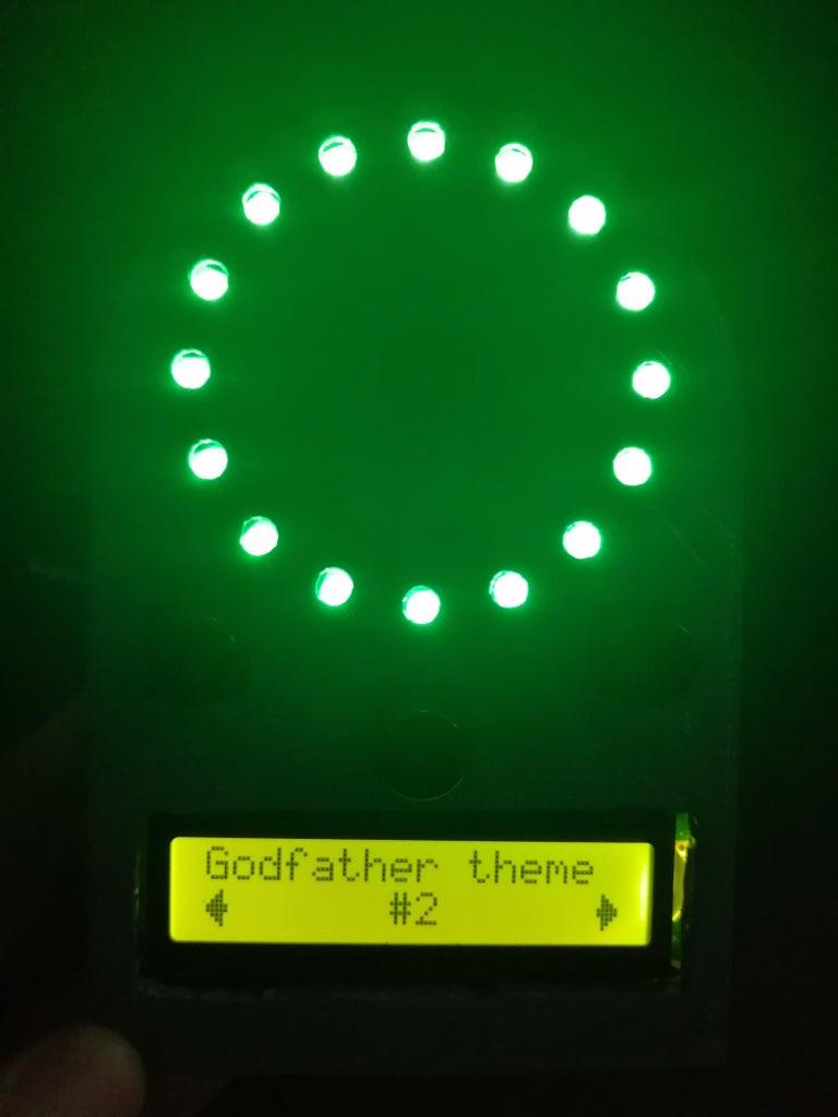 Arduino Rocola