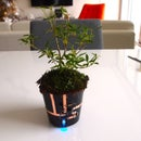 ATtiny Flower Pot