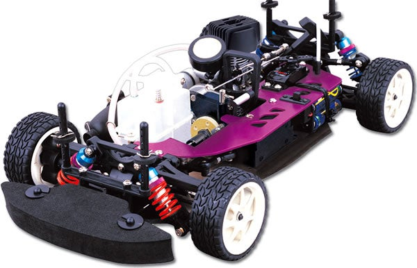 Nitro Rc Cars 7 Steps Instructables