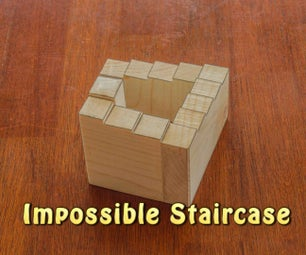 Impossible Staircase