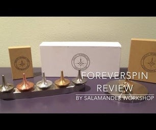 Forever Spin Top Review