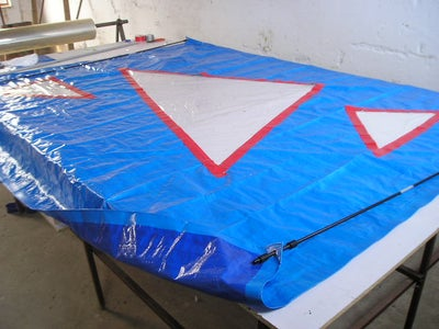 Here Are the Steps So You Can Build Your Own Handheld Sail