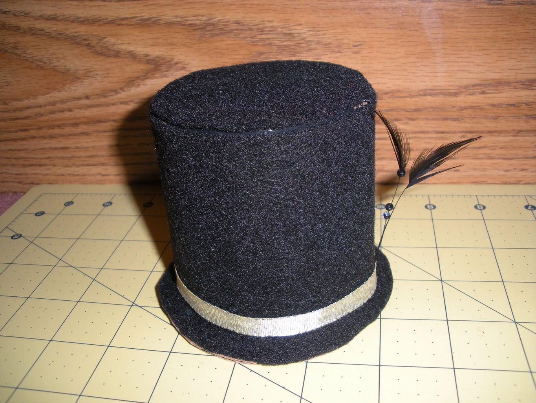 DIY Tiny Top Hat
