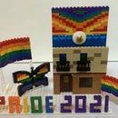 Lego Rainbow Pride: 5 Lego Tips