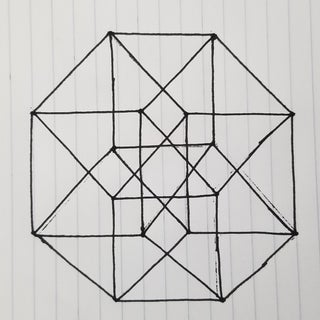 How to Draw a Tesseract