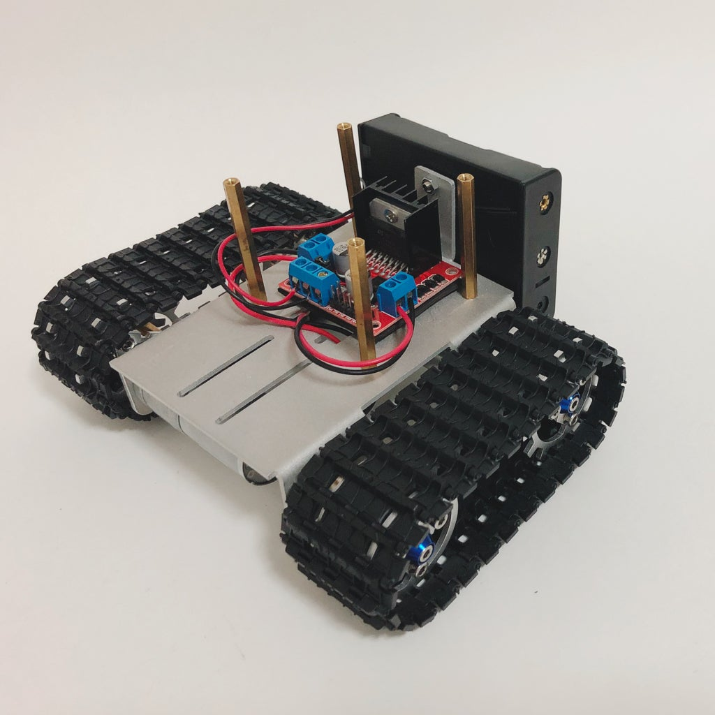 Wiring Up the Circuit (Wemos D1)