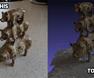 Free Photogrammetry on Mac OS: From Photos to 3D Models