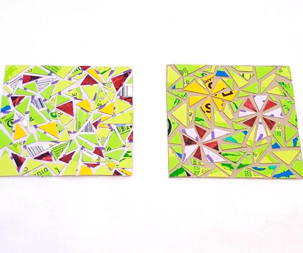 Paperboard Mosaics