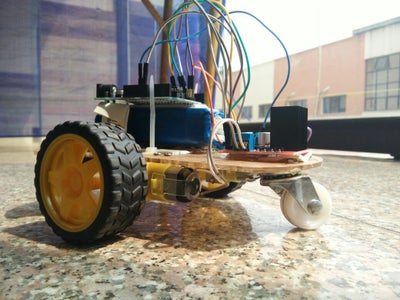 Gesture Hawk : Hand Gesture Controlled Robot Using Image Processing Based Interface