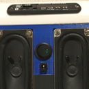 3D Printed Bluetooth Boombox