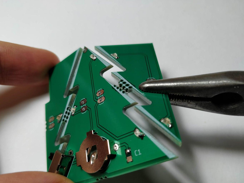 Assembling the PCB