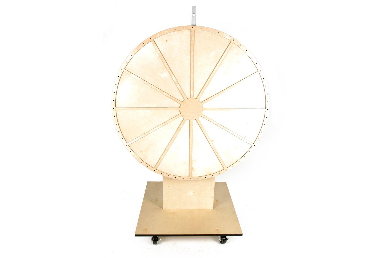 Attach the Wheel