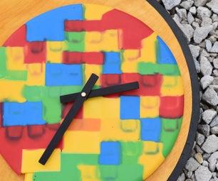 Megablok Clock