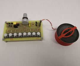 Awesome Analog Synthesizer Using Only Discrete Components