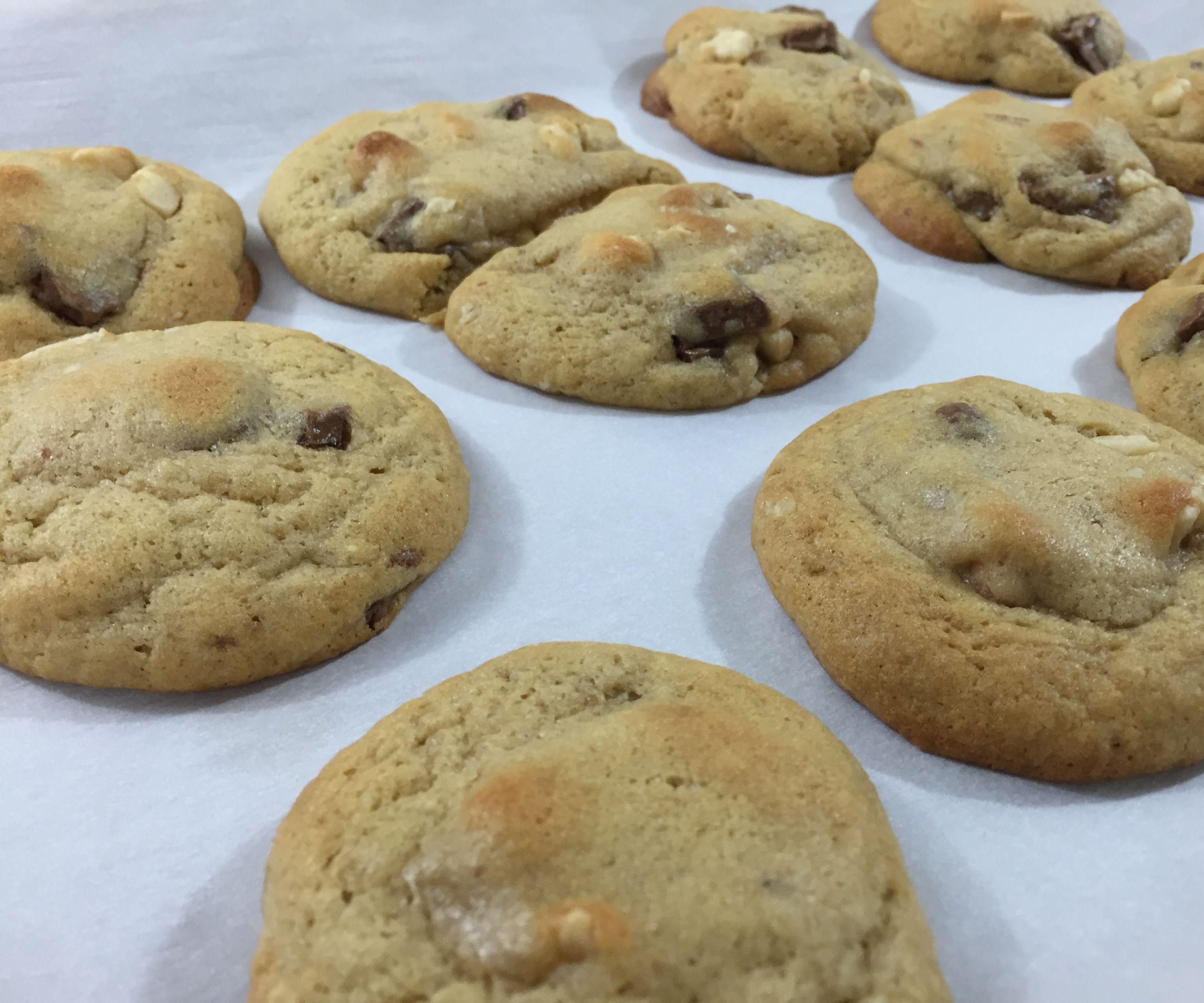 Professional Tasting Macadamia Cookies