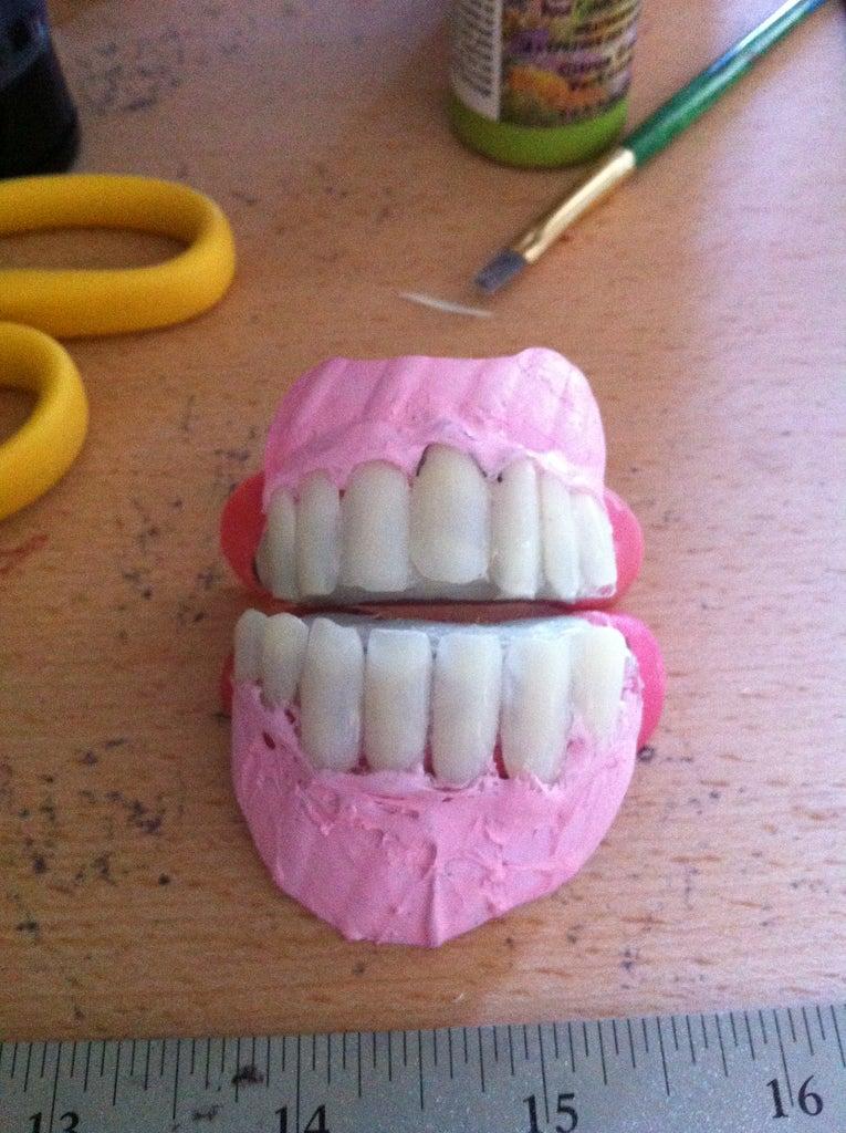 Adding the Teeth